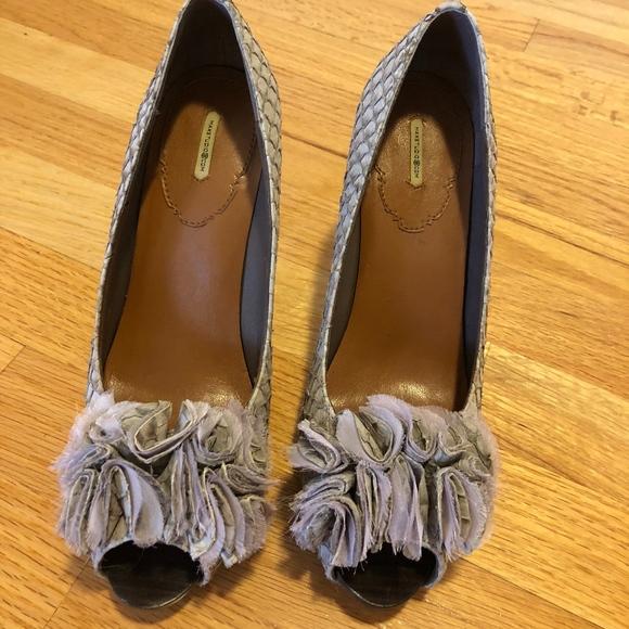 MaxStudio Violet heels